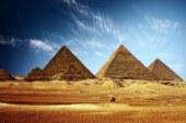 Esclavos y pirámides